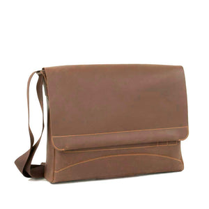 Terrain Leather Messenger