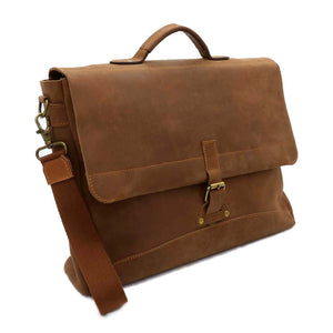 Terrain Leather Briefcase