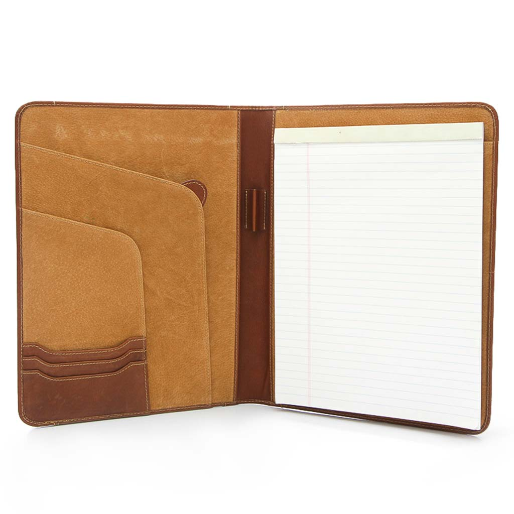 Leather Multi-Function Folder