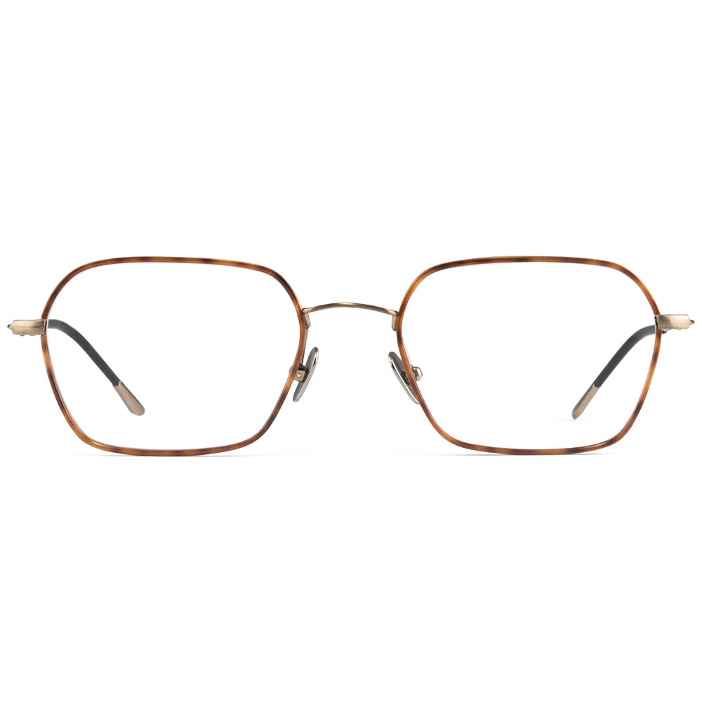 Sera Windsor Full Rim Titanium Square Frame With Prescription Lenses