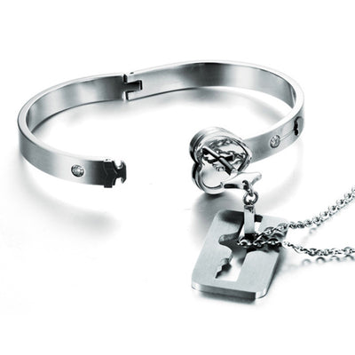 LOCK LOVE JEWELRY SETS
