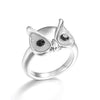 THE WISE OWL GLOW IN THE DARK RING