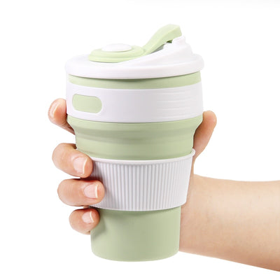 Collapsible Silicone Mug