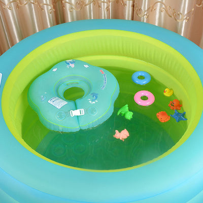 BABY SELF SWIMMING INFLATABLE RING