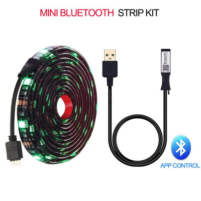Background Lighting Flexibe LED strip Adhesive Tape