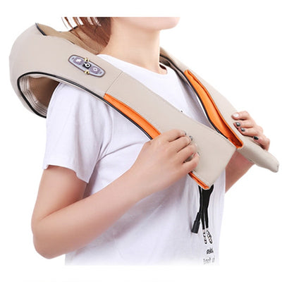 HEATED NECK BACK SHOULDER MASSAGER