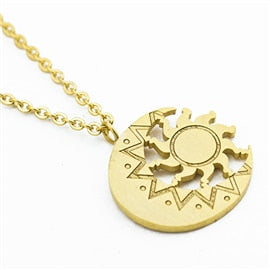 SUN MOON NECKLACE (2 COLORS)