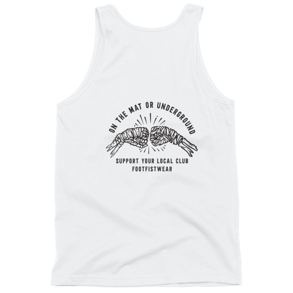Fight Small Tank Top (unisex)