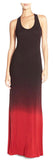 OMBRE DYE RACERBACK MAXI DRESS