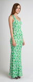 KELLY RACERBACK MAXI DRESS