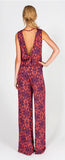 INCA SURPLUS OPEN BACK JUMPSUIT