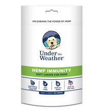 Load image into Gallery viewer, Hemp Immunity Dog Treats - Green Leaf Central