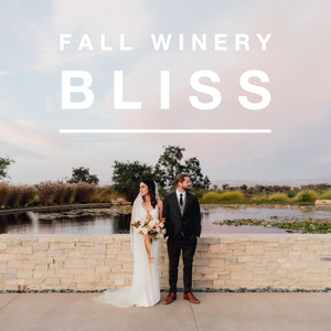 Fall Winery Bliss