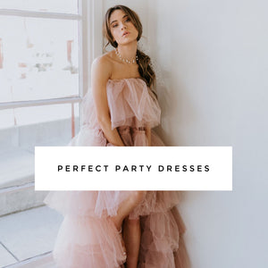 The Perfect Party Dresses