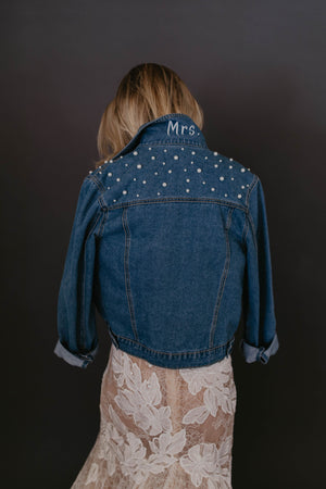 Mrs. Jacket - Back in stock!
