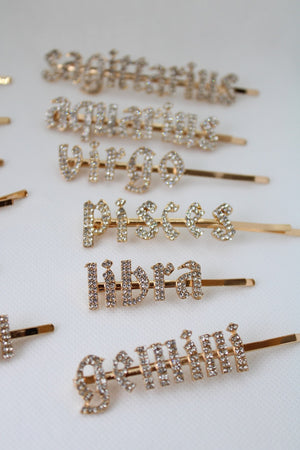 Astrology Bobby Pins