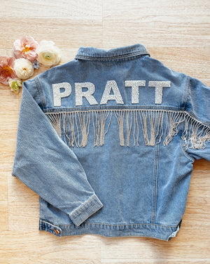Pearl Patch Jacket - Customizable!