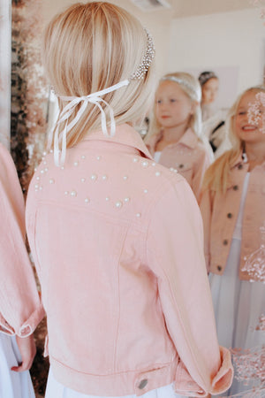 Little Mini Pearl Jacket