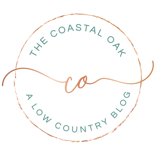 Guest Blogger:  The Coastal Oak On Gallery Wall Inspo