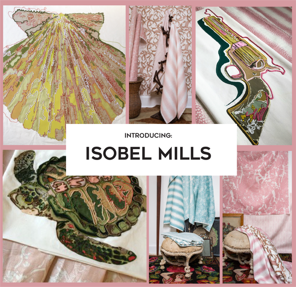 Featured Artist: Isobel Mills