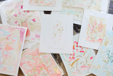 Paper Pieces by Shelby Leigh Kizer