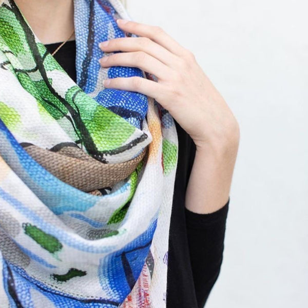 Highlands Scarf by Parrish Hoag