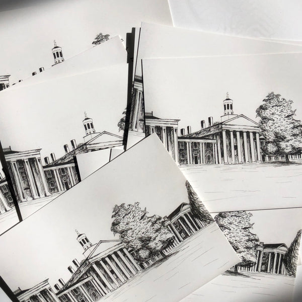 Colonnade Postcards Set of 5, 10 or 20