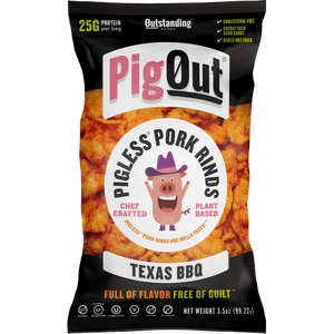 PigOut Pigless Pork Rinds
