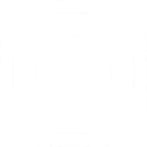 Social icon instagram white