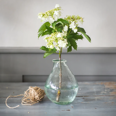 Teardrop Flower Vase (Small)