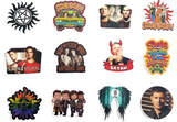 51 Supernatural Stickers