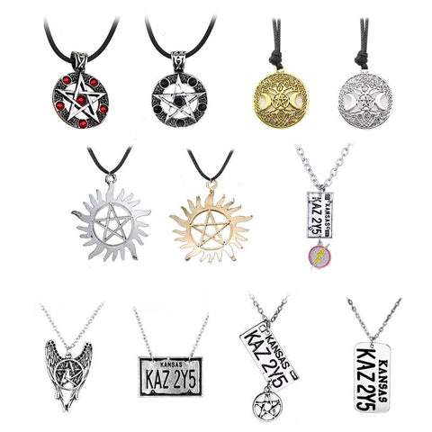 "Supernatural Necklaces ""Pick One"""
