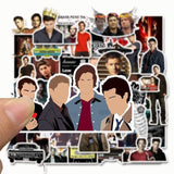 Supernatural Stickers (50 pcs)