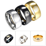 Supernatural Stainless Steel Rings