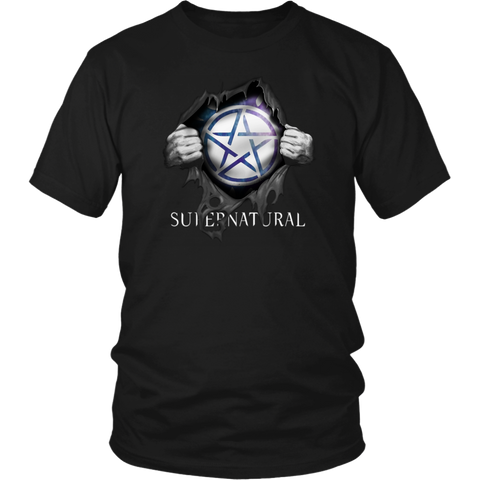 I Am Supernatural! T-Shirt