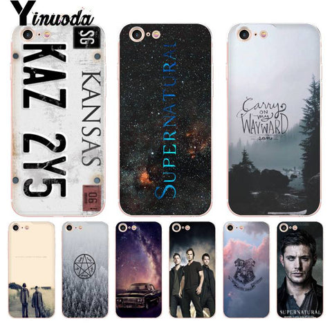 Supernatural Phone Case for iPhone