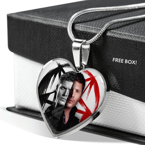 Dean - Heart Necklace