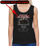 15 Seasons - PERSONALIZED Tank Top