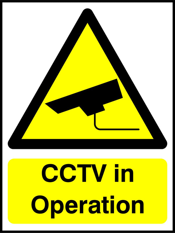 CCTV in Operation Sign