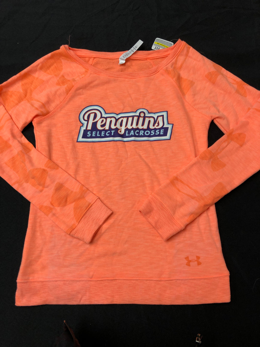 Women's Penguins Pull Over