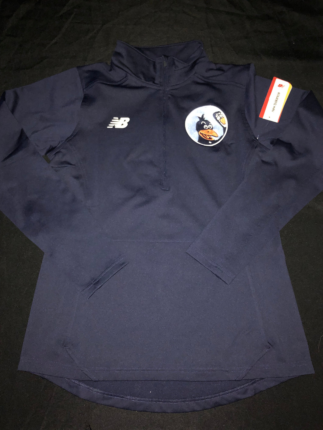 Women's Penguins Quarter Zip