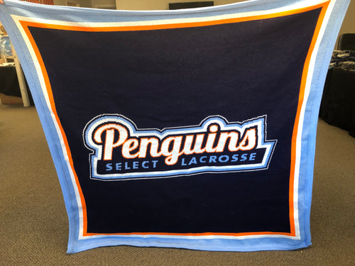 Penguins Blanket