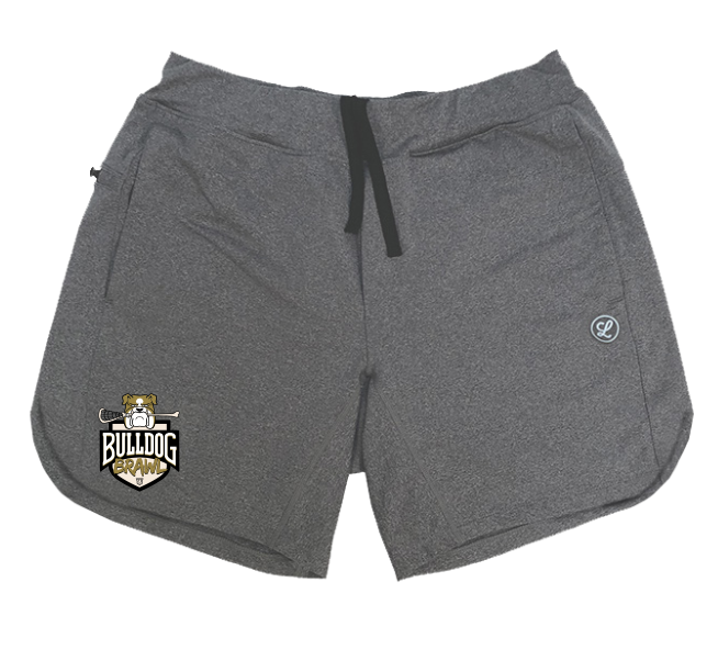 Legends Bulldog Brawl Adult Performance Shorts