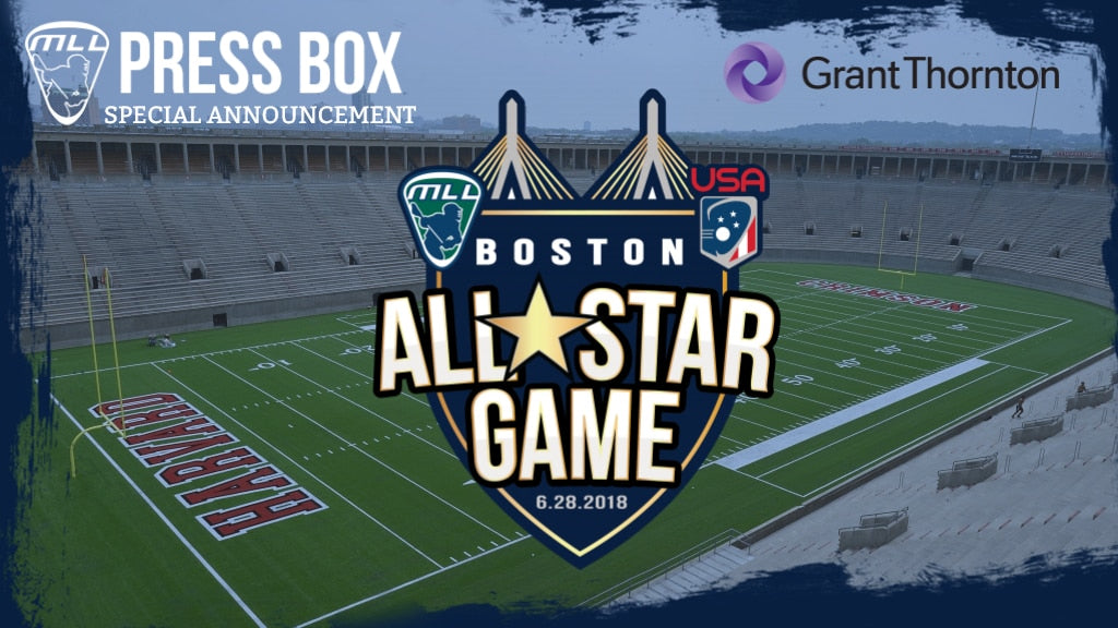 2018 Major League Lacrosse All-Star Game Tickets