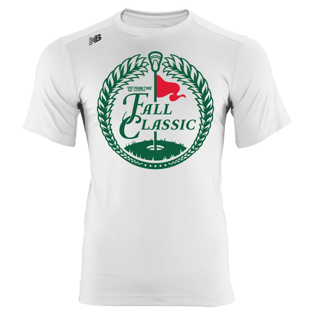 Fall Classic 2017 Short Sleeve White T-Shirt