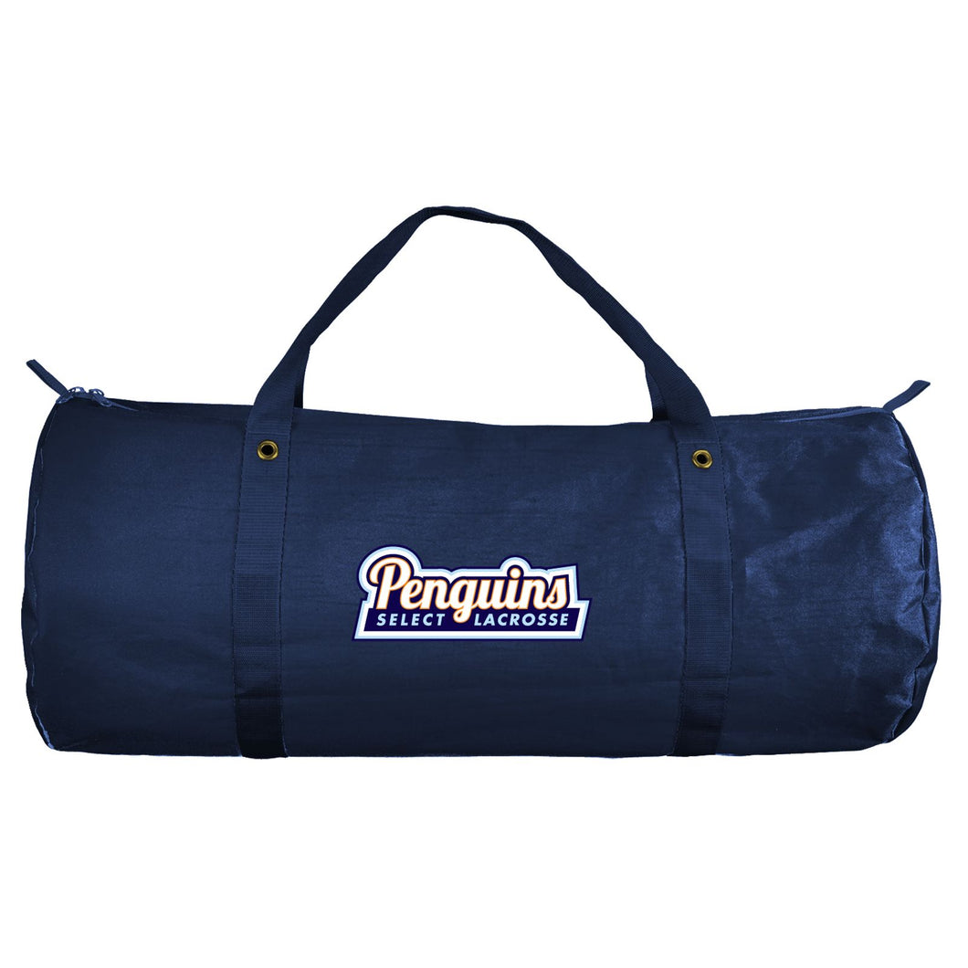 Penguins Warrior Duffle Bag