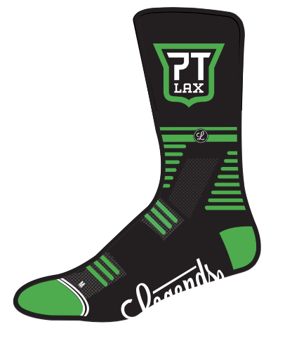 Legends PrimeTime Lacrosse Socks