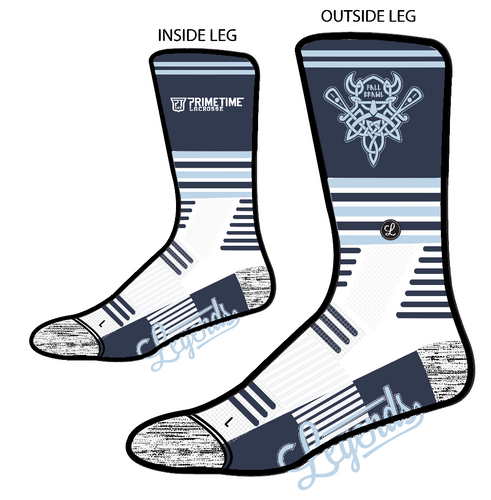 Fall Brawl 2017 Socks