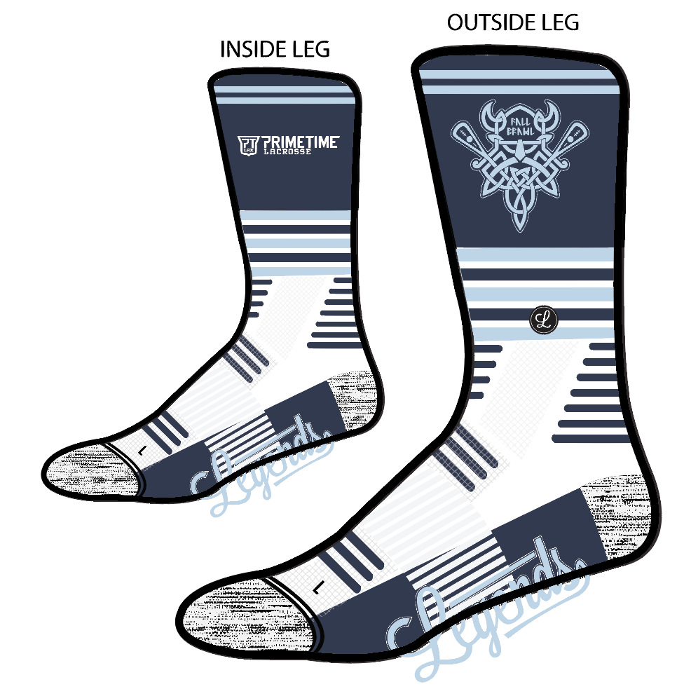 Fall Brawl 2018 Socks