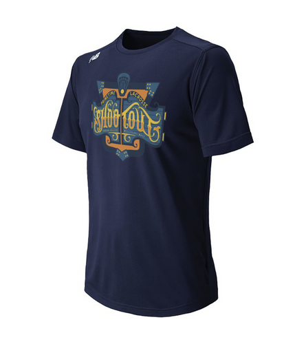 New Balance PrimeTime Shootout Dri-Fit T-Shirt
